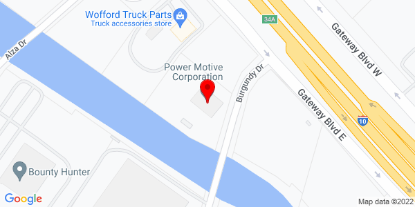 Google Map of +1181+Burgundy+Drive+El+Paso+TX+79907