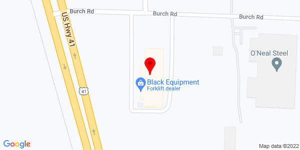 Google Map of +1187+Burch+Drive+Evansville+IN+47725