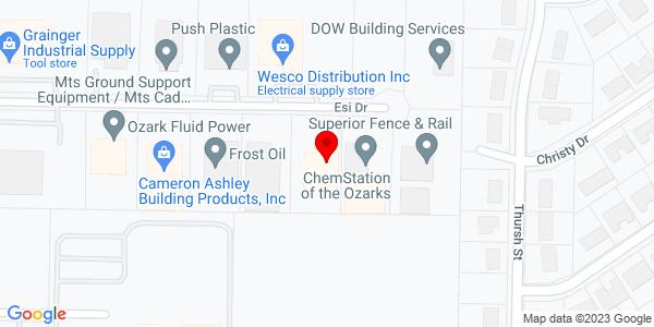 Google Map of +1211+Esi+Drive+Springdale+AR+72764