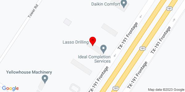 Google Map of +12210+Hwy+191+Midland+TX+79707