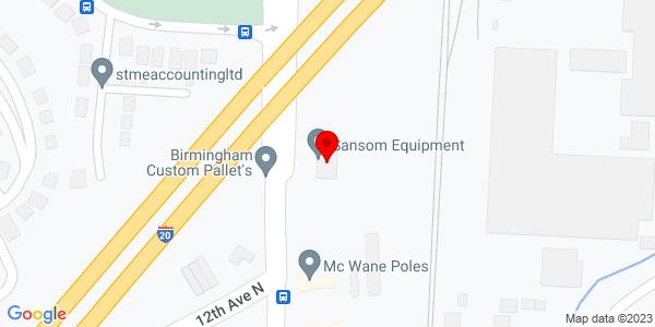 Google Map of +1225+Vanderbilt+Rd+Brimingham+AL+35234