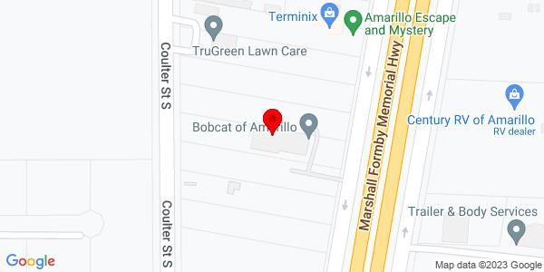 Google Map of +12260+Interstate+27+Amarillo+TX+79119