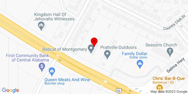 Google Map of +124+Hwy+82+West+Prattville+AL+36067