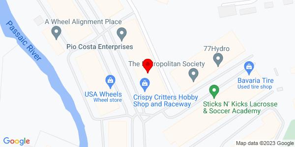 Google Map of +1275+Bloomfield+Avenue+Fairfield+NJ+07004