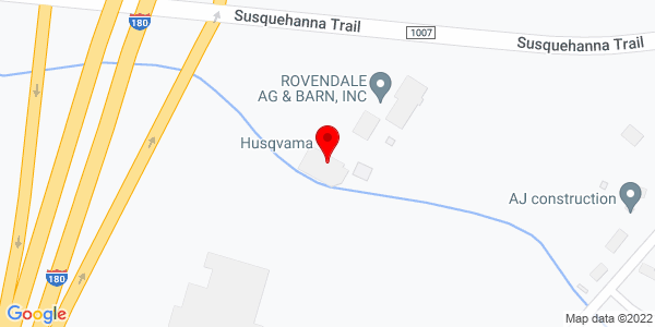 Google Map of +1300+Susquehanna+Trail++Watsontown+PA+17777
