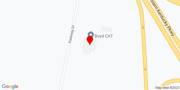 Google Map of +131+Parkway+Drive+Elizabethtown+KY+42701