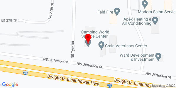 Google Map of +1350+NW+Jefferson+Street+Grain+Valley+MO+64029