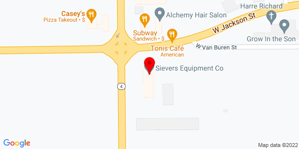Google Map of +1351+West+Jackson+Street+Auburn+IL+62615