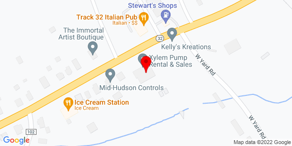 Google Map of +1373+Indian+Fields+Road+Feura+Bush+NY+12067