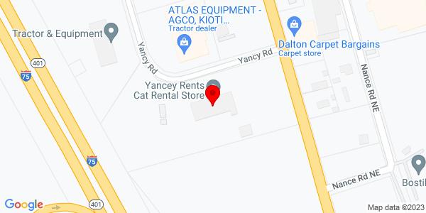 Google Map of +138+Robinson+Road+NW+Calhoun+GA+30701