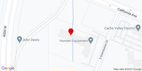 Google Map of +1380+S.+Distribution+Drive+Salt+Lake+City+UT+84104