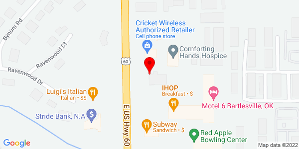 Google Map of +1400+North+Highway+75+Sioux+City+IA+51105