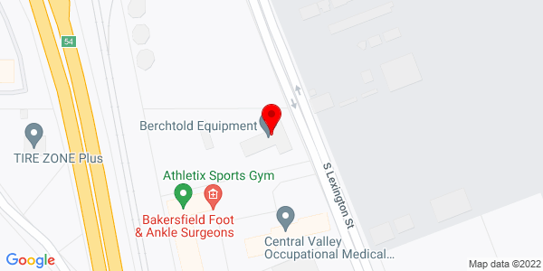Google Map of +1407+S.+Lexington+Street+Delano+CA+93215