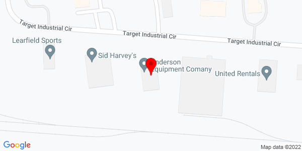 Google Map of +142+Target+Industrial+Circle+Bangor+ME+04401