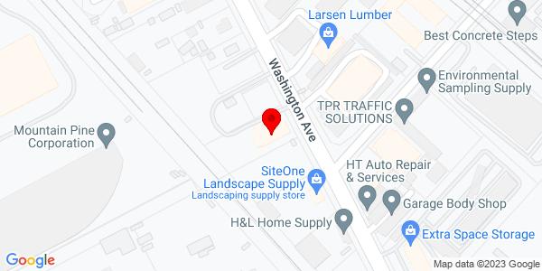 Google Map of +14273+Washington+Aven+San+Leandro+CA+94578