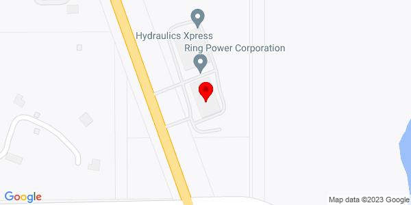 Google Map of +14300+Ponce+De+Leon+Blvd.+Brooksville+FL+34601