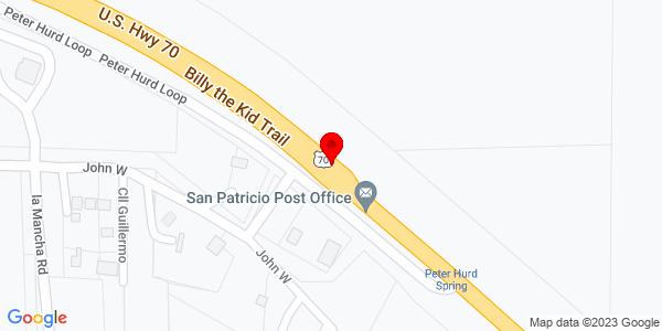 Google Map of +1437+U.S.+Highway+70+West+Alamogordo+NM+88310