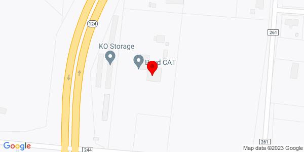 Google Map of +1477+Mayhew+Road+Jackson+OH+45640