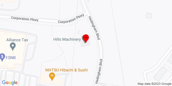 Google Map of +1501+Hedingham+Blvd+Raleigh+NC+27604