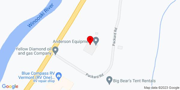 Google Map of +151+Packard+Road+East+Montpelier++VT+05651