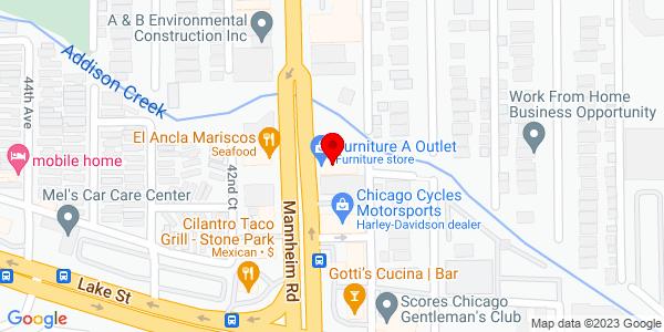 Google Map of +1521+Highway+45+Saltillo+MS+38866