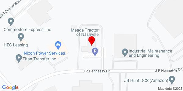 Google Map of +1525+J.P.+Hennessy+Drive++LaVergne+%28Nashville%29+TN+37086