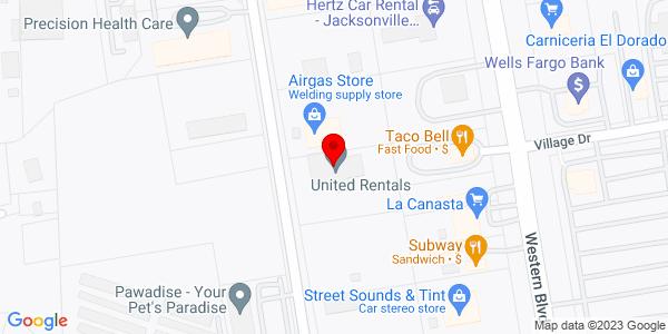 Google Map of +154+Center+Street+Jacksonville+NC+28546