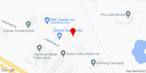 Google Map of +155+Industrial+Drive+Gilberts+IL+60136
