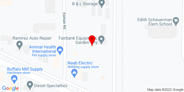 Google Map of +1553+Humphrey+Road+Garden+City+KS+67846