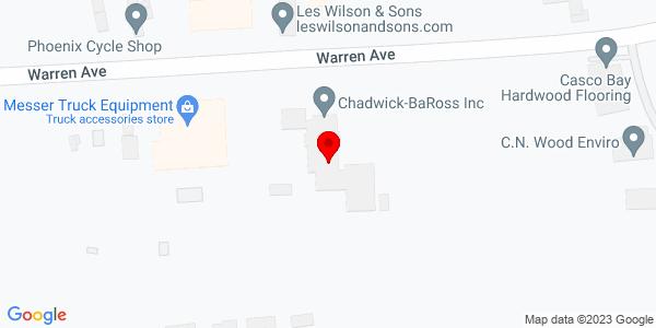 Google Map of +160+Warren+Avenue+Westbrook+ME+04092