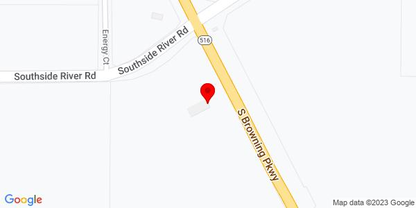 Google Map of +171+South+Browning+Parkway+Farmington++NM+87401