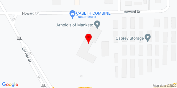 Google Map of +1715+Howard+Drive++Mankato+MN+56003