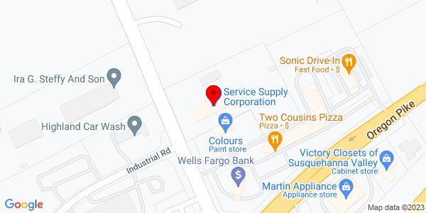Google Map of +1805+Newport+Road+Ephrata+PA+17522