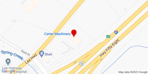 Google Map of +18471+Spring+Creek+Road+Abingdon+VA+24210