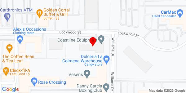 Google Map of +1930+East+Lockwood+Street+Oxnard+CA+93036