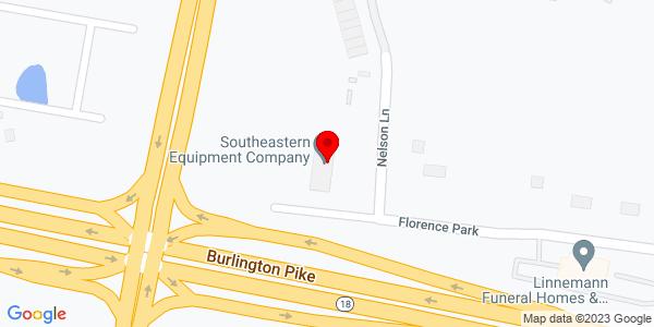 Google Map of +1982+Florence+Pike+Burlington+KY+41005