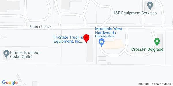 Google Map of +200+Floss+Flat+Road%2C+Unit+1+Belgrade+MT+59714