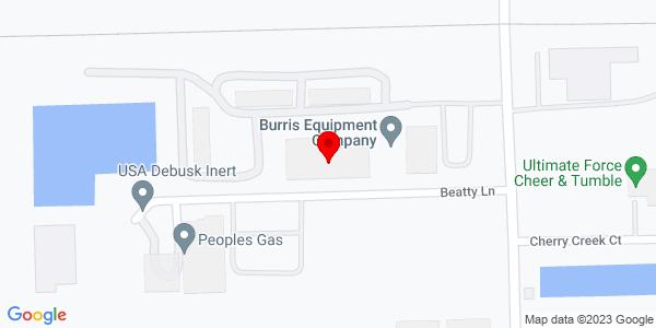 Google Map of +2001+Cherry+Hill+Road+Joliet+IL+60433