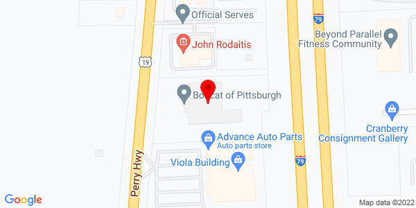 Google Map of +20620+Route+19+North+Cranberry+Twp.+%28Pittsburgh%29+PA+16066