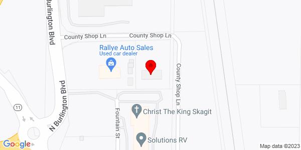 Google Map of +212+County+Shop+Lane+Po+Box+400+Burlington+WA+98233