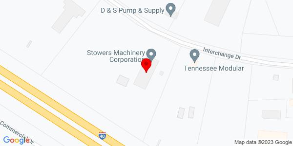 Google Map of +215+Interchange+Drive+Crossville+TN+38571