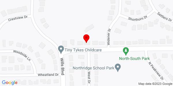 Google Map of +2225+N.+I-25+Pueblo+CO+81008