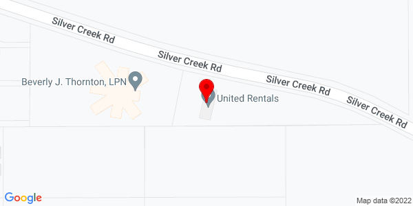 Google Map of +2250+Silver+Creek+Road+Bullhead+City+AZ+86442
