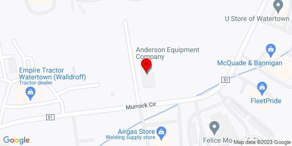 Google Map of +22607+Murrock+Circle+Watertown+NY+13601