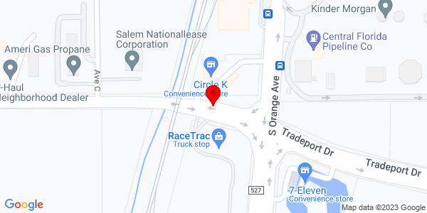 Google Map of +23+Taft+Vineland+Road+Orlando+FL+32824