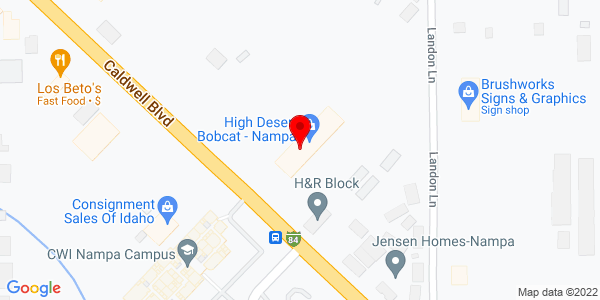 Google Map of +2324+Caldwell+Blvd.+Nampa+ID+83651