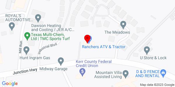 Google Map of +2330+Junction+Highway+Kerrville+TX+78028