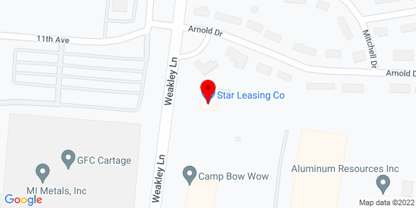 Google Map of +250+Weakley+Lane+Smyrna+TN+37167