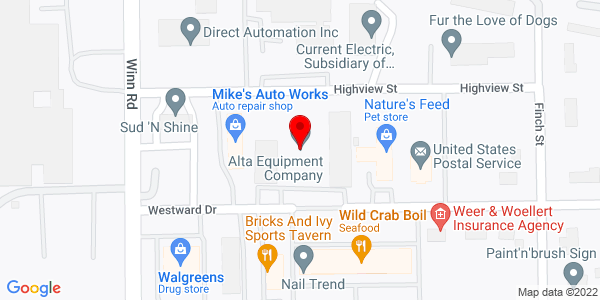 Google Map of +2500+Westward+Drive+Spring+Grove+IL+60081
