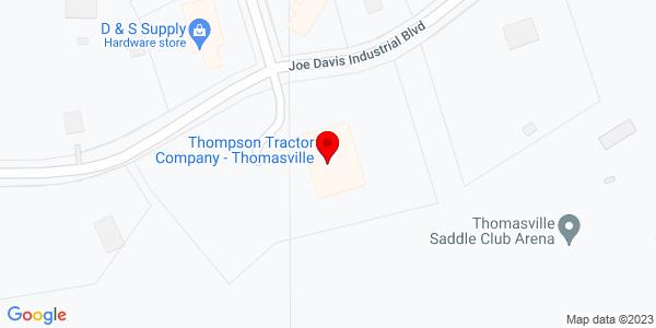 Google Map of +2501+Joe+Davis+Industrial+Blvd+Thomasville+AL+36784